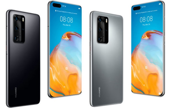 play spotify music on huawei p40