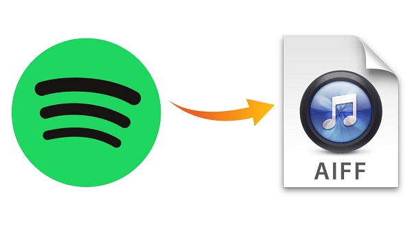 convert spotify to aiff