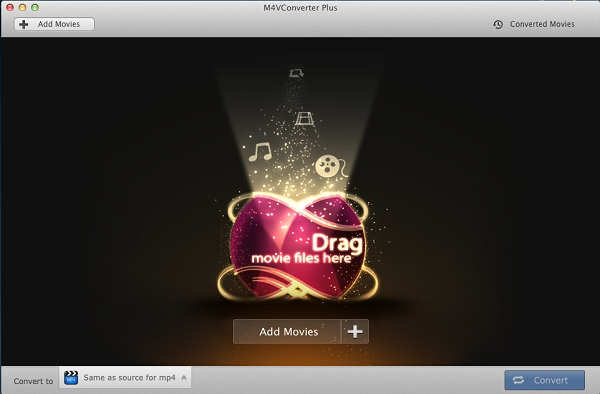 screenshot of macsome AudioBookConverter