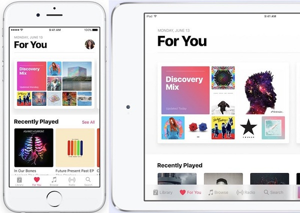 How to play Apple Music on iPhone 7 without DRM